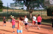 Es mantenen els grups de convivència en les activitats esportives d'estiu per a menors