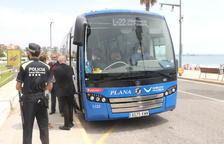 Se inaugura el nuevo bus urbano que conecta Vila-seca, la Pineda y la Plana