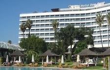 Los hechos se han producido de madrugada en un hotel de Marbella.