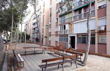 Los vecinos se plantan y exigen soluciones a las ocupaciones de Interblocs en Sant Salvador