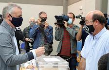 El PNB puja tres escons i guanya les eleccions a Euskadi amb 31 representants