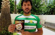 Laureano Clavero es un gran aficionado al rugby, un deporte que practica desde que tenía cinco años.