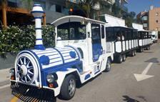 El trenet turístic d'Altafulla torna amb un horari més ampli
