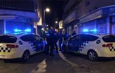 Imagen del control en la calle Monturiol.
