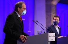 Torra anuncia un decret llei per imposar el confinament a Lleida