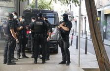 En marxa una operació antiterrorista al barri de la Barceloneta de Barcelona