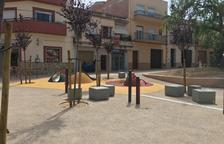 El Ayuntamiento de Mont-roig abre la plaza Miramar reformada a los peatones