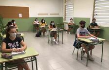 El modelo de adscripción única en centros de secundaria de Reus se pone en marcha
