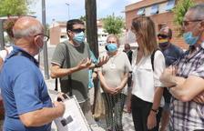 Albiach lamenta que muchos de los trabajadores de la petroquímica sean externos