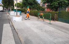 L'Ajuntament ja ha començat la millora del Camí Vell de la Canonja de Torreforta
