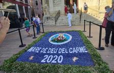 El Serrallo commemora una festivitat del Carme atípica