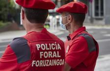 La Policia de Navarra investiga la convocatòria d'un partit de futbol entre infectats i no infectats de Covid-19