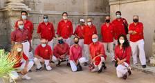 L'Arboç rinde homenaje a las personas que han muerto durante el confinamiento