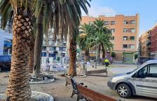 L'Ajuntament de Tarragona inicia les millores a la plaça dels Infants, al barri del Port