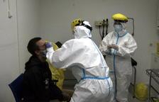 Les comarques de Tarragona registren 38 nous contagis per coronavirus