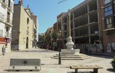 En la plaça es van invertir l'any passat 500.000 euros.