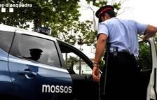 Persecució policial per l'N-340 per atrapar quatre persones que havien robat un moneder