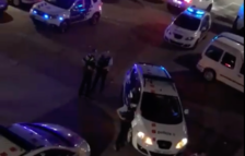 Una pelea fuera de un bar en SPiSP moviliza a varias patrullas de Mossos