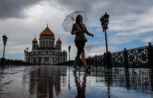 La vacuna russa Sputnik V té una eficàcia del 92%