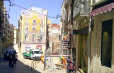 La RSAT creu que l'edifici de Sedassos incendiat hauria de ser excavat