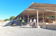 Comencen els treballs arqueològics a la vil·la romana dels Munts, a Altafulla