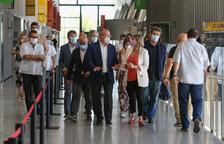 L'Hospital Sant Joan habilita 7 nous llits d'UCI i en tindrà un total de 29