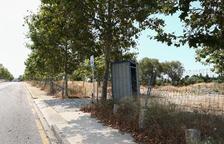 La construcció del parc per a famílies de Reus acumula prop d'un any de retard