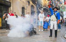 Les festes de Sant Roc es redueixen a dos actes l'any del 176è aniversari