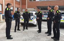 La policia local de Cunit imposa 15 sancions per no complir amb l'ús de les mascaretes