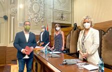 Josep Forasté, nuevo diputado delegado de Medio Ambiente, Salud Pública y Territorio de la Diputación de Tarragona