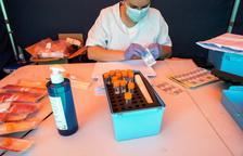 A l'Estat s'han fet gairebé 5 milions de PCR i més de 2 milions de tests ràpids