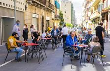 Indignació d'entitats veïnals de Tarragona amb les noves concessions a les terrasses