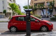 Un 30% de los pagos en zonas de aparcamiento en Tarragona se hacen a través del móvil