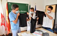 Una samarreta per a lluitar contra els efectes de la COVID-19