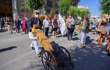Ferrer: «Hem celebrat Sant Roc però no les seves festes»