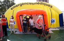 Els cribratges massius a Catalunya ja han descobert 513 asimptomàtics