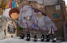 Arte mural para dignificar el espacio urbano