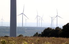 La Ponencia Ambiental desestima la mitad de una treintena de nuevos parques eólicos proyectados en el Ebro