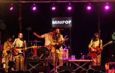 Agotadas las entradas para el concierto de aniversario del Minipop con Carlos Sadness y Suu