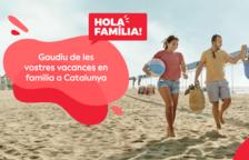 L'Agència Catalana de Turisme llença una web per promocionar el turisme familiar al territori