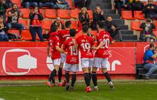 El Nàstic jugarà contra l'Andorra l'últim amistós de pretemporada