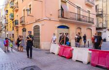 L'Ajuntament de Tarragona dona un sostre temporal a 22 dels 34 ocupes del Serrallo
