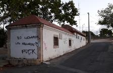 Denuncien pintades a la Font de l'Oliva i a diverses masies d'aquesta zona