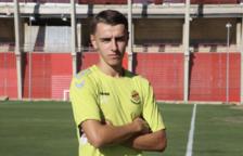 Lucas Prudhomme entrenarà amb el primer equip del Nàstic