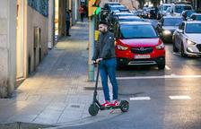 Buny, Reby y Bird traerán sus patinetes eléctricos de alquiler a Tarragona