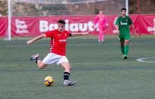 Eric De las Heras, preconvocat amb l'Andorra per jugar contra Turquia i Albània a Sub-21