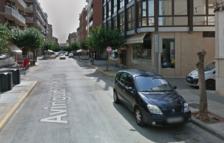 Detingut un jove pel robatori amb força a un bar d'Amposta