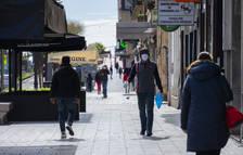El risc de rebrot s'enfila per sobre dels 500 punts al Camp de Tarragona i creixen els ingressats