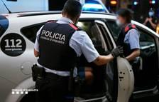 Un detenido por robar el bolso de una mujer mayor en el barrio de Sant Pere i Sant Pau