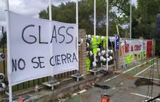 La plantilla de Saint-Gobain vol pressionar amb el bloqueig i deixar els fabricants sense subministrament